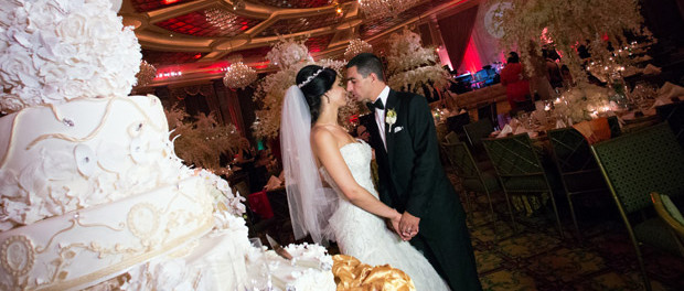 Армянская современная свадьба