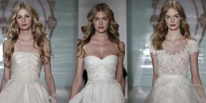 Платья: свадебные стили 2015