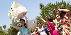 Армянские свадебные корзины