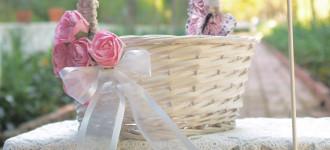 Корзины на армянской свадьбе